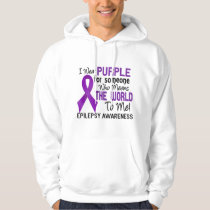 Means The World To Me 2 Epilepsy Hoodie