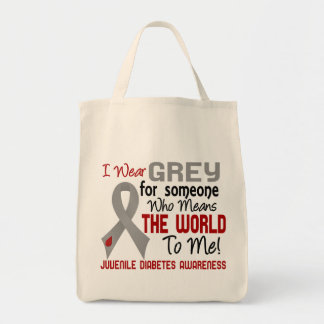 Means The World To Me 2 Juvenile Diabetes Bags