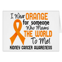Means The World To Me 2 Kidney Cancer