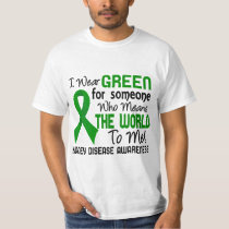 Means The World To Me 2 Kidney Disease T-Shirt