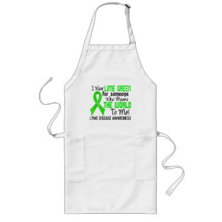 Means The World To Me 2 Lyme Disease Long Apron