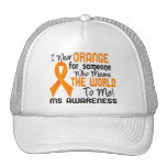 Means The World To Me 2 MS Trucker Hat