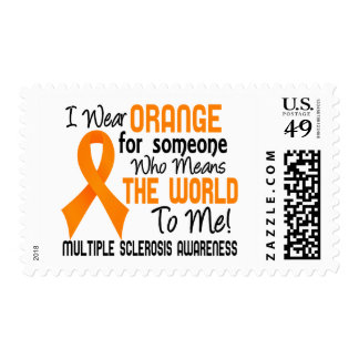 Means The World To Me 2 Multiple Sclerosis Postage