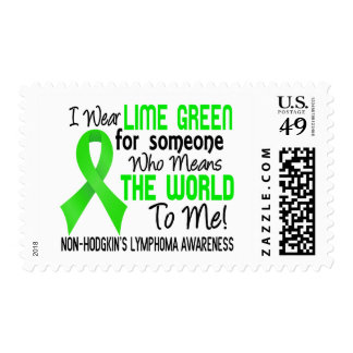 Means The World To Me 2 Non-Hodgkin's Lymphoma Postage