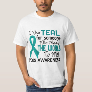 Means The World To Me 2 PCOS T-Shirt