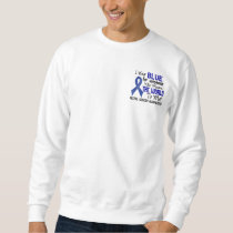 Means The World To Me 2 Rectal Cancer Sweatshirt