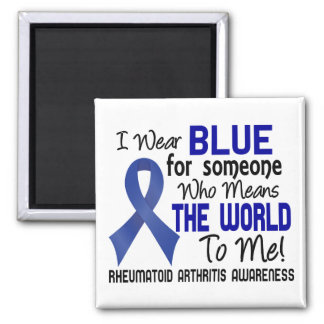 Means The World To Me 2 Rheumatoid Arthritis Magnet