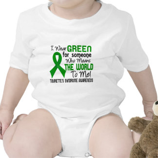 Means The World To Me 2 Tourette's Syndrome T Shirts