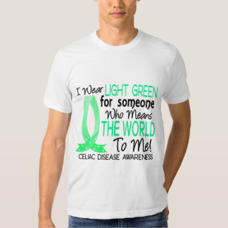 Means The World To Me Celiac Disease Shirt