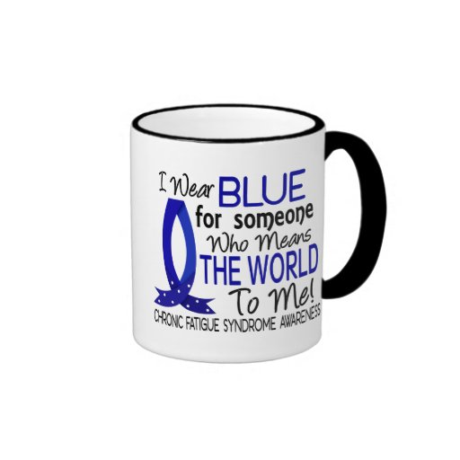 Means The World To Me CFS Coffee Mug