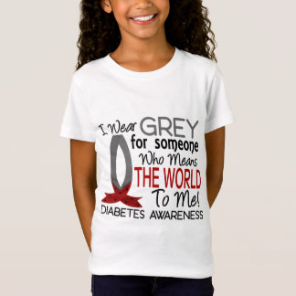 Means The World To Me Diabetes T-Shirt