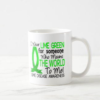 Means The World To Me Lyme Disease Coffee Mug