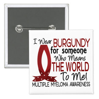Means The World To Me Multiple Myeloma Button