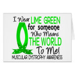 Means The World To Me Muscular Dystrophy Cards
