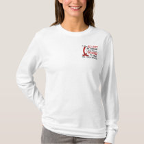 Means The World To Me Oral Cancer T-Shirt