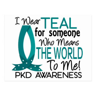 Means The World To Me PKD Postcard