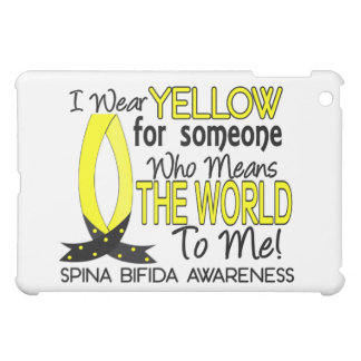 Means World To Me 1 Spina Bifida iPad Mini Covers