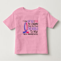 Meant The World To Me SIDS Toddler T-shirt