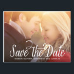 "Meant to Be | Save the Date Postcard<br><div class=""desc"">&#169;Fine &amp; Dandy Paperie</div>"