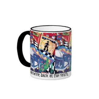 Meanwhile-Back-at-the-Ranch mug