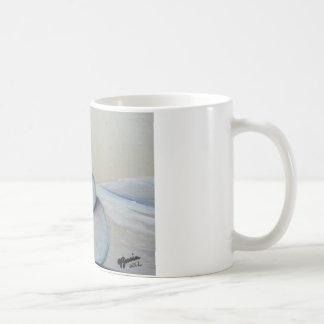 Meany de la nieve taza de café