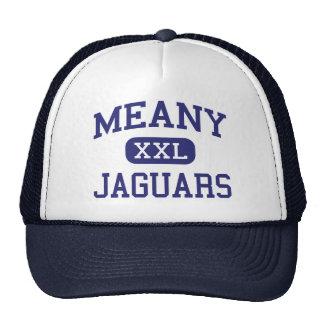 Meany Jaguars Middle Seattle Washington Hat