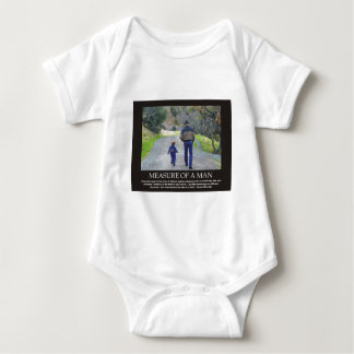 Measure of a Man in the Life of a Child T Shirt