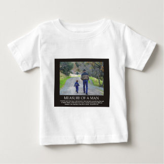 Measure of a Man in the Life of a Child Tees