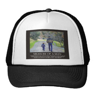 Measure of a Man in the Life of a Child Trucker Hat
