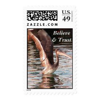 Measure of Love_Postage Postage Stamp