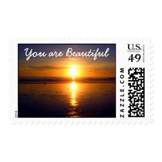 Measure of Love_ Postage Stamp