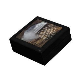 Measure of Success Inspirational Jewelry Box