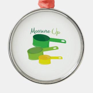 Measure Up Ornaments