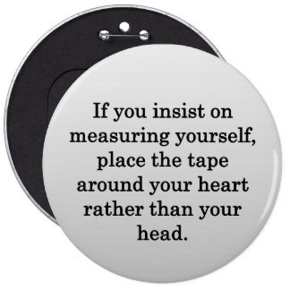Measure Volunteers by Their Hearts Button