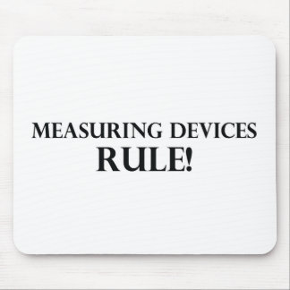 Measuring Devices Rule Mouse Pad