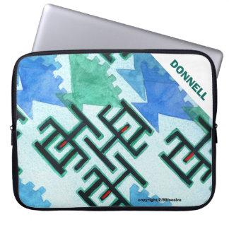Measuring Stick Laptop Sleeve
