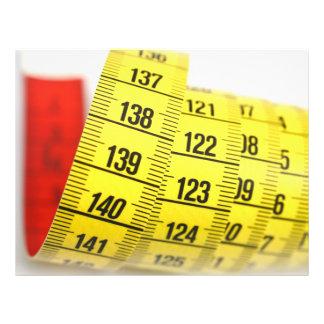 "Measuring tape 8.5"" x 11"" flyer"