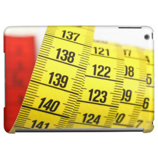 Measuring tape iPad air cover