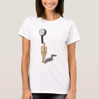 MeasuringStressGauge030811 T-Shirt