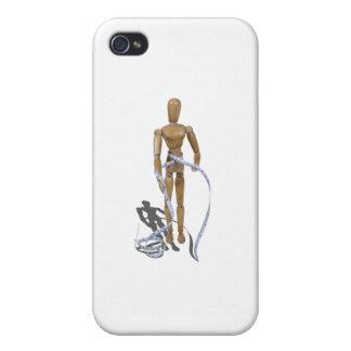MeasuringTapeAroundWaist111311 iPhone 4 Case
