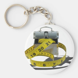 MeasuringTapeLunchBox010415.png Basic Round Button Keychain