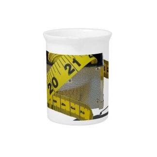 MeasuringTapeLunchBox010415.png Beverage Pitcher