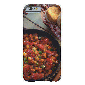 Meat and potato hash with biscuits barely there iPhone 6 case