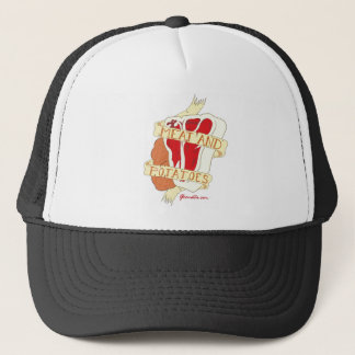 Meat and Potatoes Trucker Hat