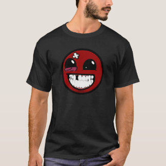 Meat Boy Awesome Smiley T-Shirt