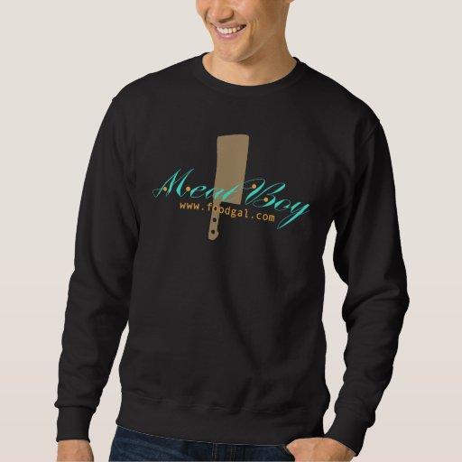 Meat Boy logo sweatshirt
