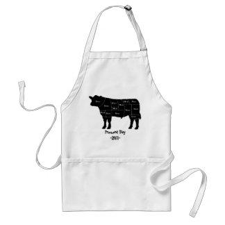 Meat Butcher Adult Apron