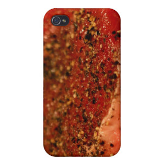 Meat Dress Phone iPhone 4 Covers
