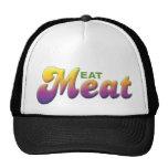 Meat, Eat Trucker Hats