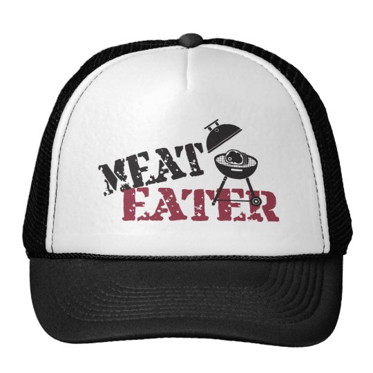 Meat Eater Trucker Hat